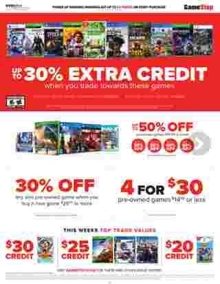 GameStop - deals are valid from 10/18/20 to 10/24/20 - page 5.