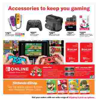 GameStop - deals are valid from 10/21/20 to 01/01/21 - page 6.