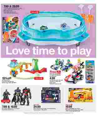 Target - deals are valid from 02/09/20 to 02/15/20 - page 5.