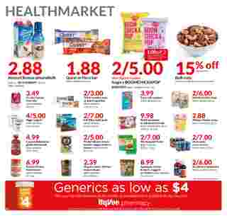 Hy-Vee - promo starting from 01/22/20 to 01/28/20 - page 16.