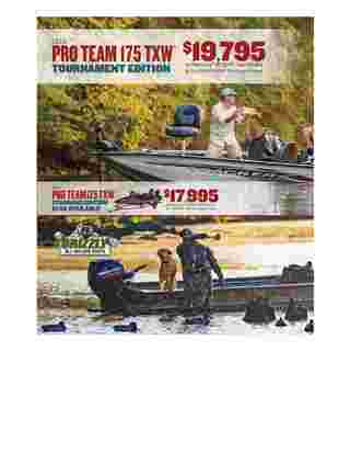 Bass Pro Shops - promo starting from 09/01/19 to 12/28/19 - page 126.