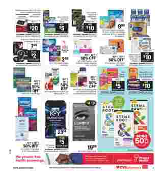 CVS - deals are valid from 02/09/20 to 02/15/20 - page 11.