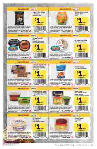 Safeway - deals are valid from 01/02/20 to 02/04/20 - page 10.
