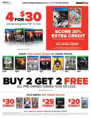 GameStop - deals are valid from 08/02/20 to 08/08/20 - page 6.
