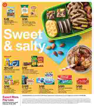 Target - deals are valid from 02/17/19 to 02/23/19 - page 20.