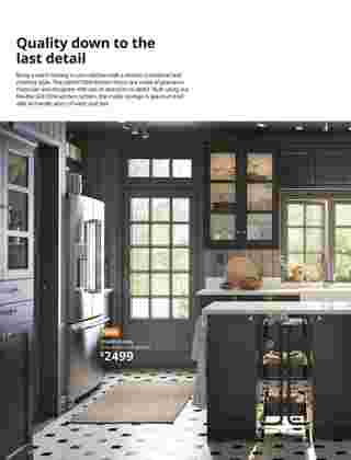 Ikea - deals are valid from 12/01/20 to 08/31/21 - page 44.