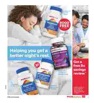 CVS - deals are valid from 11/01/20 to 11/07/20 - page 5.