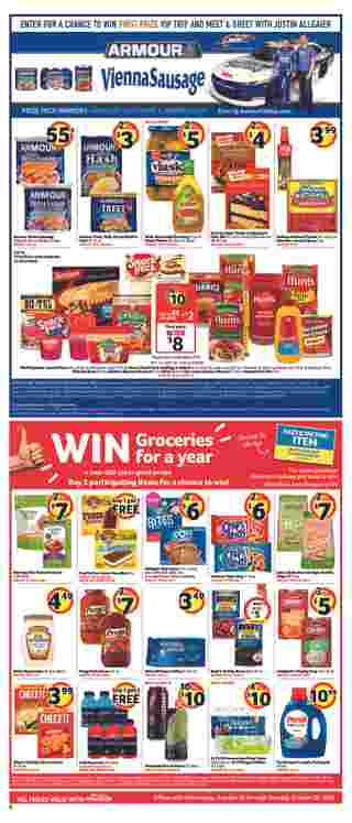 Winn Dixie - deals are valid from 10/16/19 to 10/22/19 - page 6.