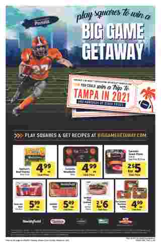 Safeway - deals are valid from 01/02/20 to 02/04/20 - page 21.