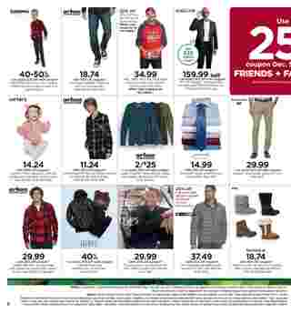 Kohl's - deals are valid from 12/05/19 to 12/09/19 - page 6.