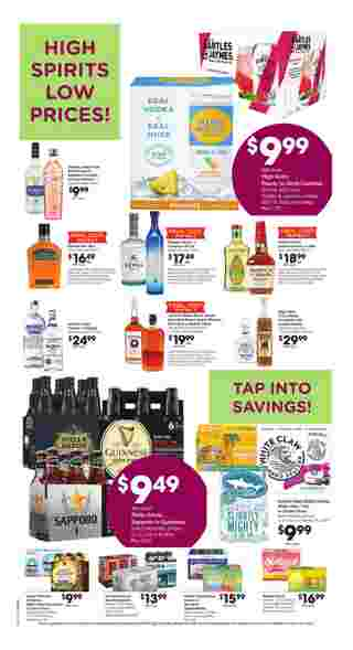 Ralphs - deals are valid from 11/20/19 to 11/28/19 - page 11.