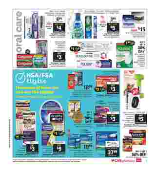 CVS - deals are valid from 09/27/20 to 10/03/20 - page 10.