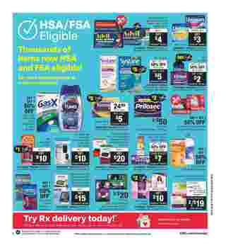 CVS - deals are valid from 09/27/20 to 10/03/20 - page 11.