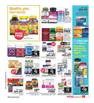 CVS - deals are valid from 09/27/20 to 10/03/20 - page 12.