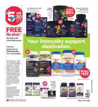 CVS - deals are valid from 09/27/20 to 10/03/20 - page 14.