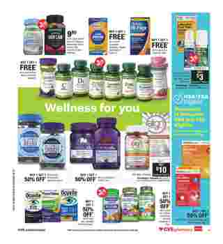 CVS - deals are valid from 09/27/20 to 10/03/20 - page 15.