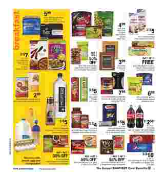 CVS - deals are valid from 09/27/20 to 10/03/20 - page 5.