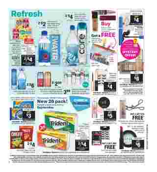 CVS - deals are valid from 09/27/20 to 10/03/20 - page 6.