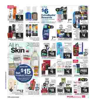 CVS - deals are valid from 09/27/20 to 10/03/20 - page 7.