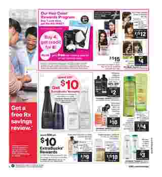CVS - deals are valid from 09/27/20 to 10/03/20 - page 8.
