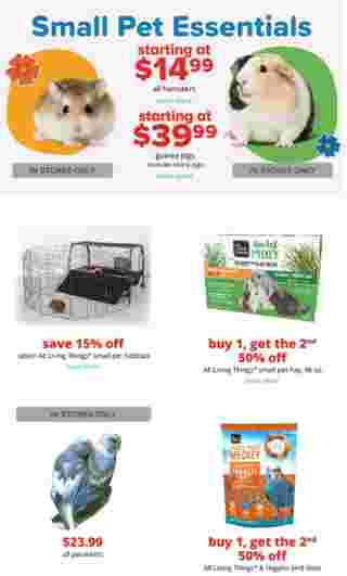 PetSmart - deals are valid from 12/28/20 to 01/31/21 - page 13.