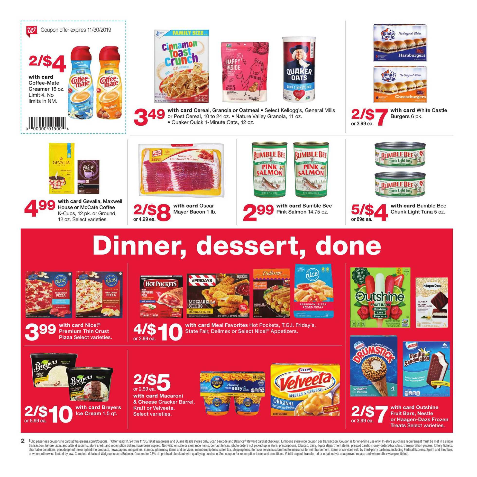 Walgreens - deals are valid from 11/24/19 to 11/30/19 - page 3.