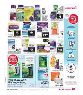 CVS - deals are valid from 08/28/19 to 08/31/19 - page 11.