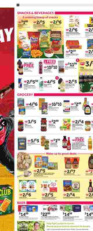 Stop & Shop - deals are valid from 09/11/20 to 09/17/20 - page 8.