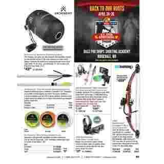 Bass Pro Shops - deals are valid from 01/01/20 to 01/01/21 - page 491.