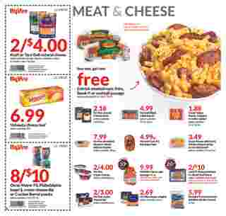 Hy-Vee - deals are valid from 10/02/19 to 10/08/19 - page 8.