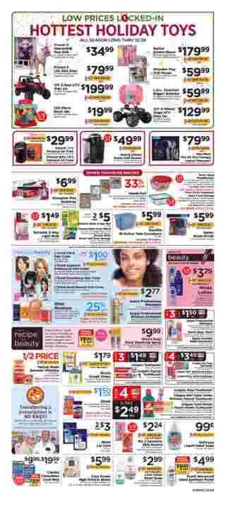 ShopRite - promo starting from 12/22/19 to 12/28/19 - page 11.