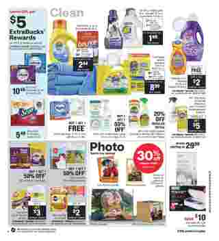 CVS - deals are valid from 10/07/20 to 10/20/20 - page 7.
