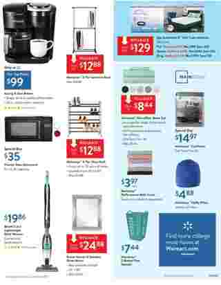 Walmart - deals are valid from 08/11/19 to 08/29/19 - page 14.