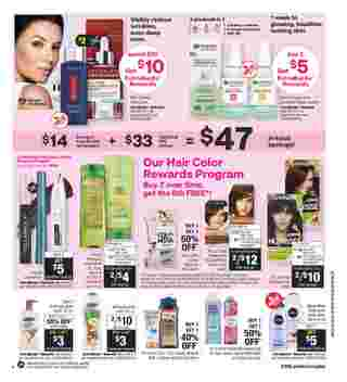CVS - deals are valid from 10/07/20 to 10/20/20 - page 9.