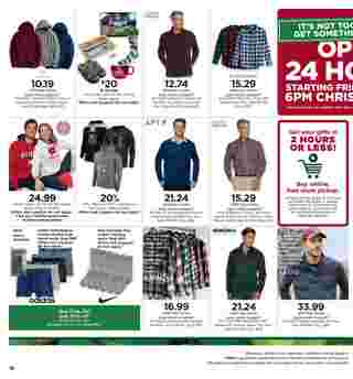 Kohl's - deals are valid from 12/20/19 to 12/24/19 - page 16.