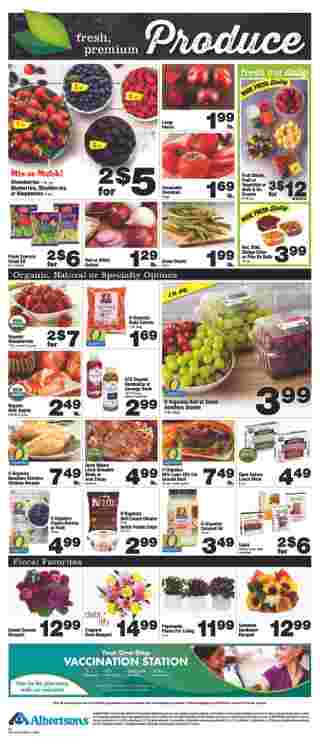Albertsons - deals are valid from 08/21/19 to 08/27/19 - page 7.