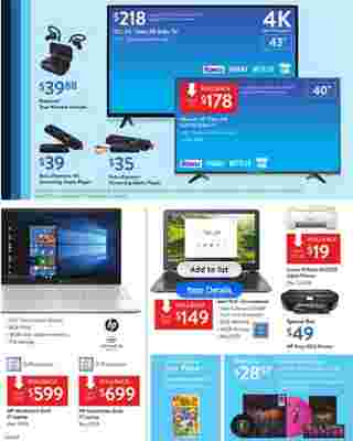 Walmart - deals are valid from 08/11/19 to 08/29/19 - page 15.