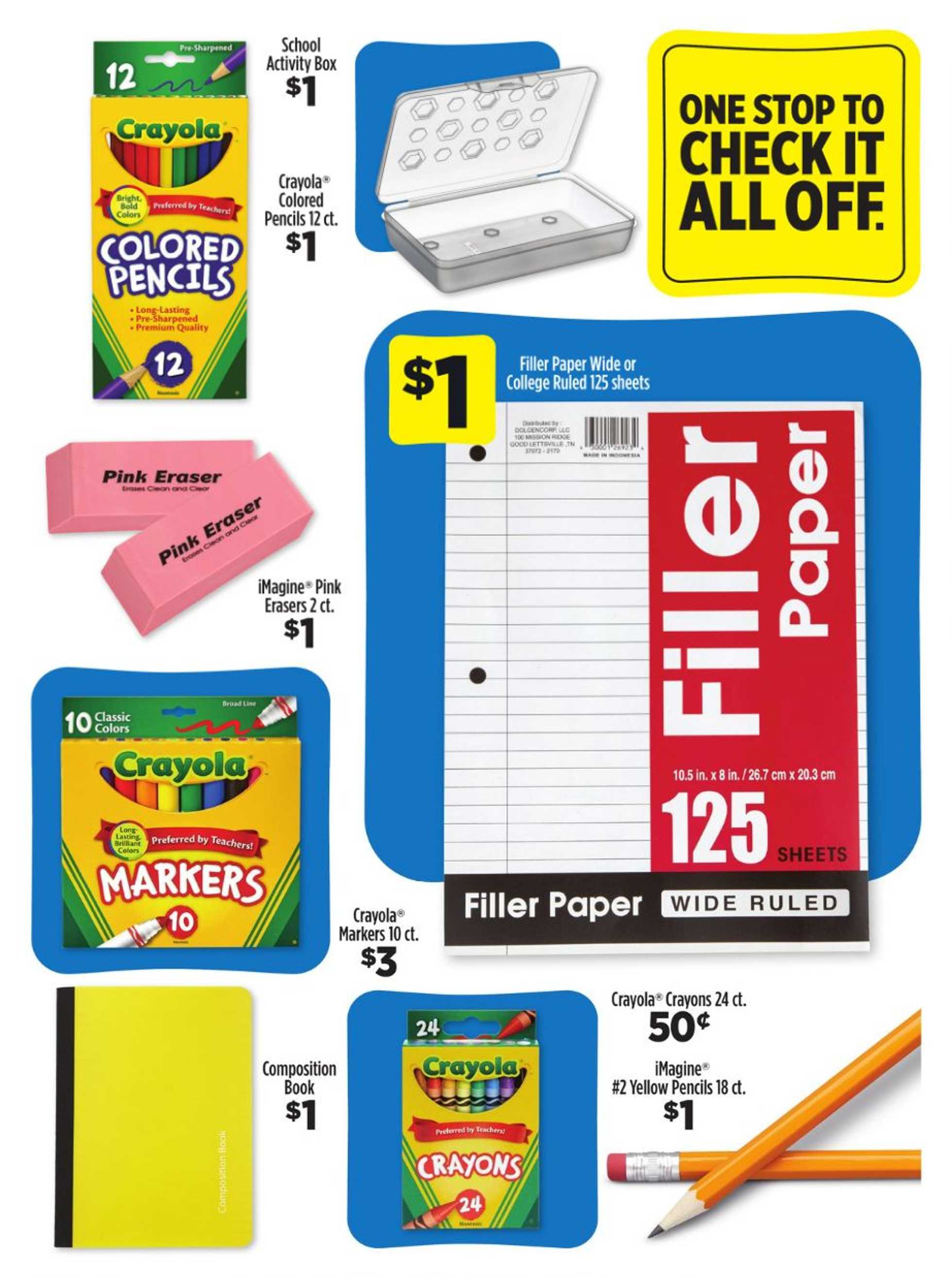 Dollar General - deals are valid from 07/05/20 to 08/29/20 - page 3.
