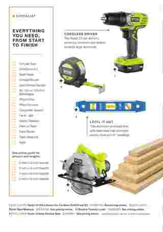 The Home Depot - deals are valid from 07/06/20 to 10/01/20 - page 10.