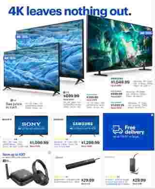 Best Buy - deals are valid from 06/09/19 to 06/15/19 - page 26.