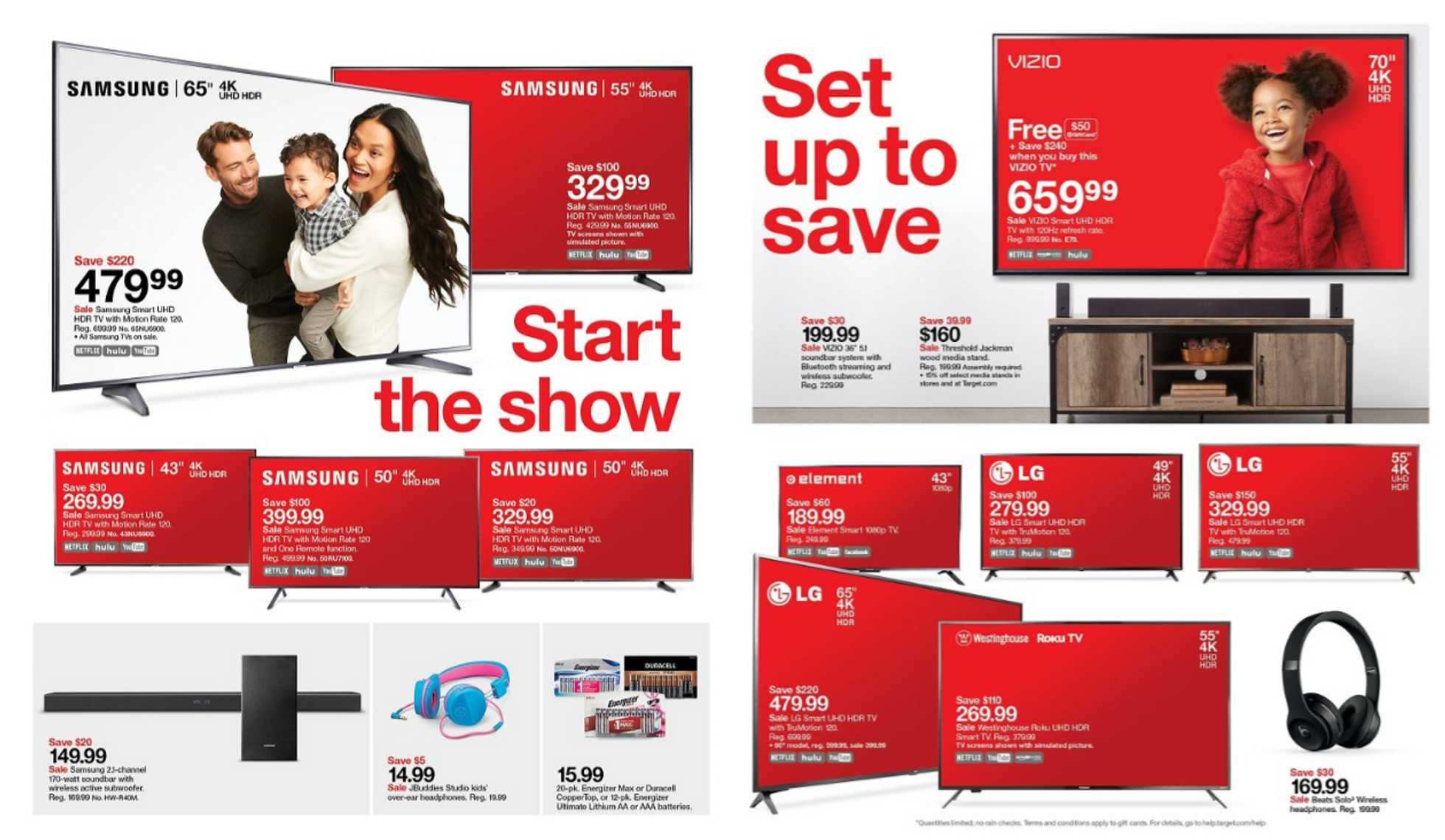 Target - deals are valid from 03/15/20 to 03/21/20 - page 3.