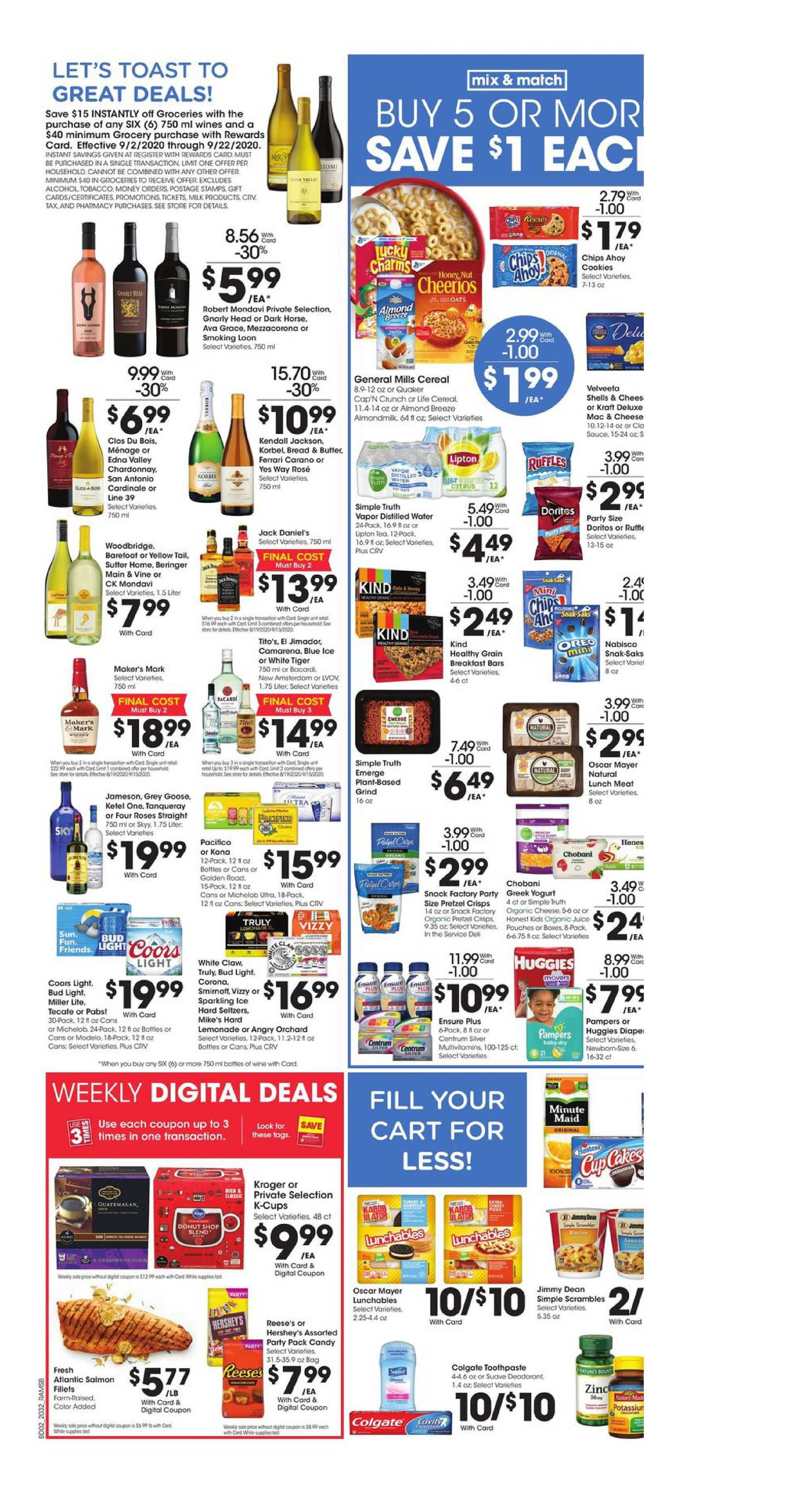 Ralphs - deals are valid from 09/09/20 to 09/15/20 - page 4.
