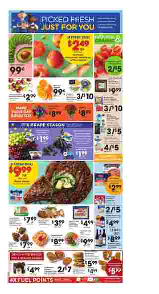 Ralphs - deals are valid from 09/09/20 to 09/15/20 - page 6.