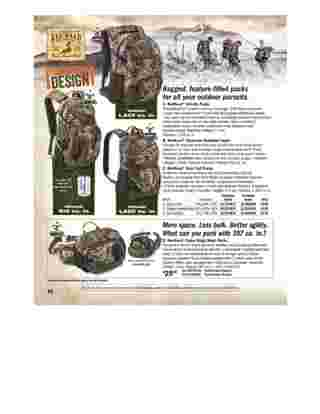 Bass Pro Shops - promo starting from 09/01/19 to 12/28/19 - page 84.