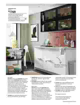 Ikea - deals are valid from 12/01/20 to 08/31/21 - page 41.