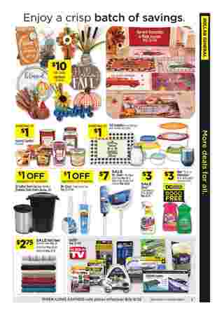 Dollar General - deals are valid from 09/06/20 to 09/12/20 - page 12.