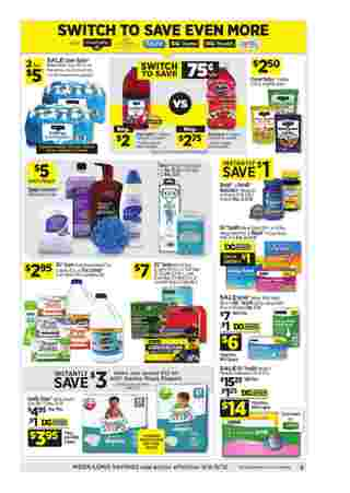 Dollar General - deals are valid from 09/06/20 to 09/12/20 - page 16.