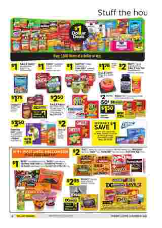 Dollar General - deals are valid from 09/06/20 to 09/12/20 - page 8.