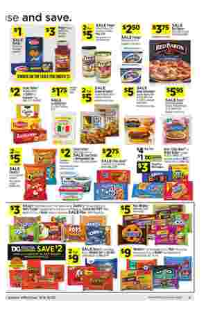 Dollar General - deals are valid from 09/06/20 to 09/12/20 - page 9.