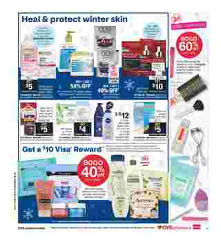 CVS - deals are valid from 01/12/20 to 01/18/20 - page 13.